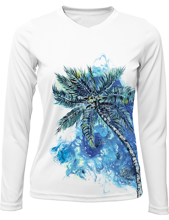 Blue Sway - Long Sleeve