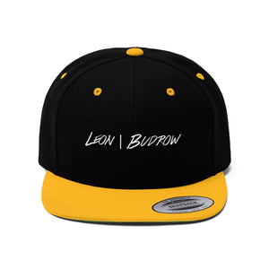 Leon Budrow - Classic Snap Back Hat