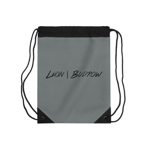 Leon Budrow - Drawstring Bag