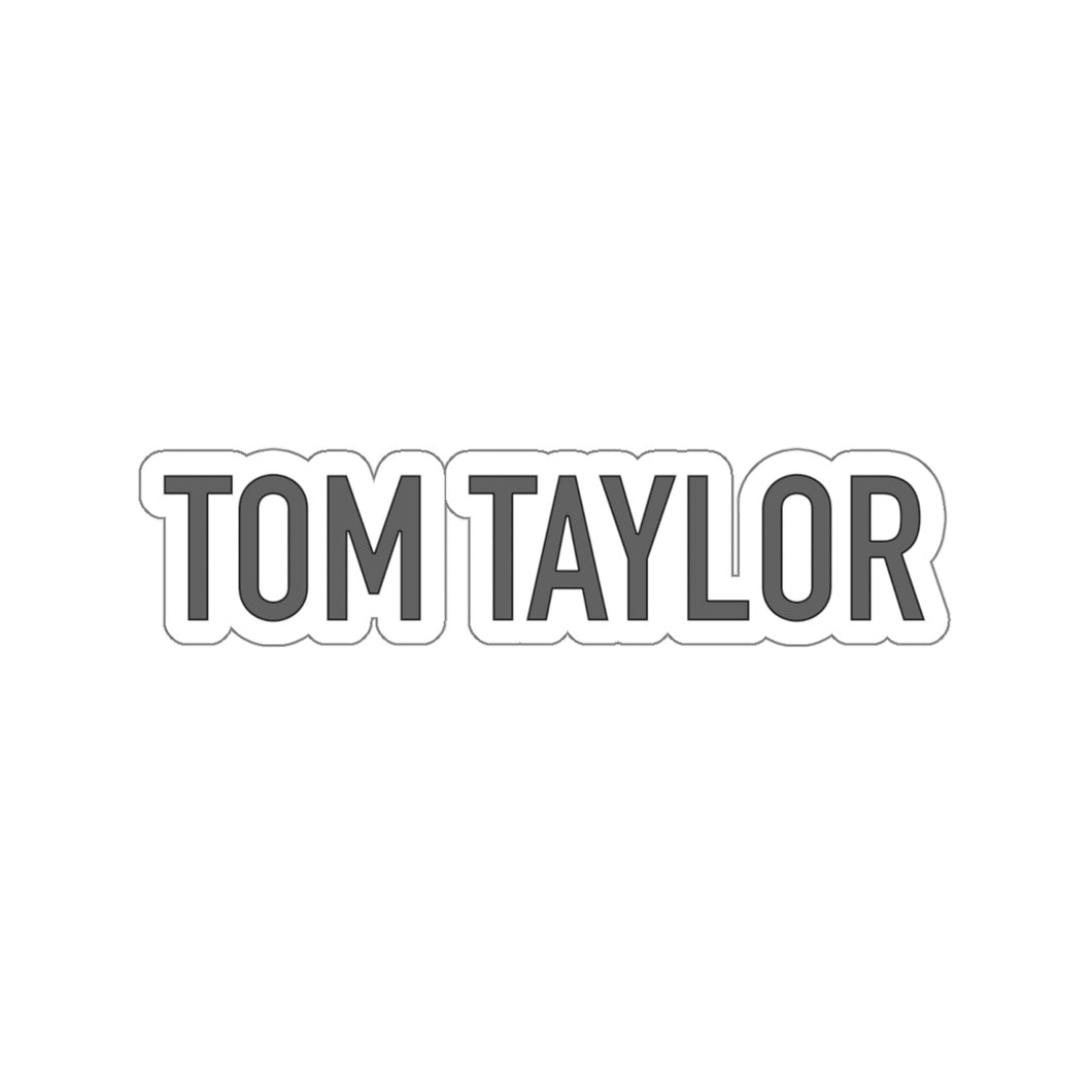 Tom Taylor - Stickers