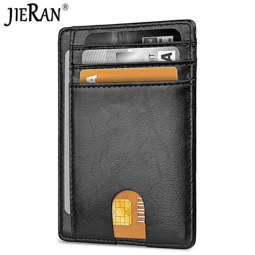 Men's Wallet - Slim