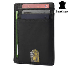 Load image into Gallery viewer, Men's Wallet - Slim