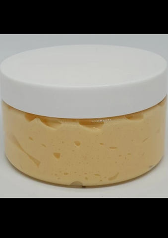 Whipped Body Butter- Ambered Sandalwood
