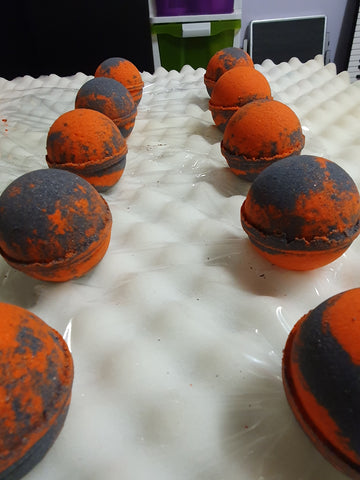 Dragons Blood Scented Bombs
