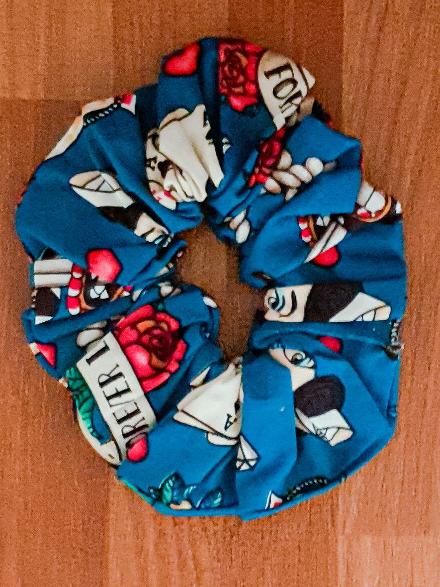 Rockabilly Scrunchie