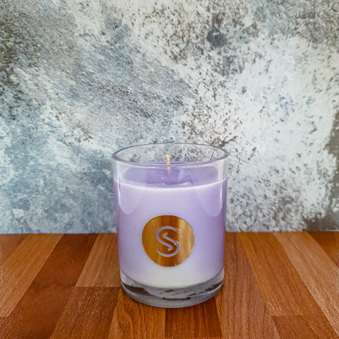 Bubblegum Grape Scented Candle