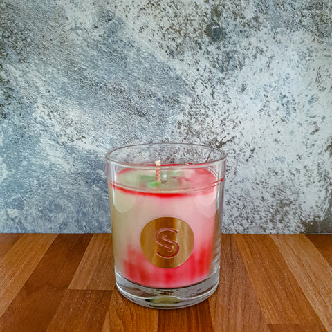 Juicy Watermelon Scented Candle