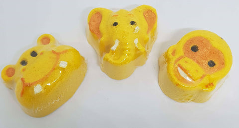 Jungle Animal Bath Bombs- Monkey Farts Scented