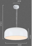 Elvie Pendant Light - Black