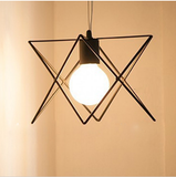 Rio Geometric Pendant Light