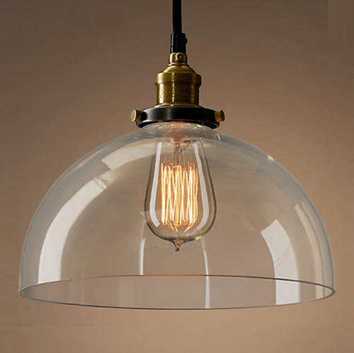 Rosier Glass Pendant Light