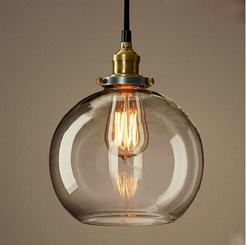 Kasp Glass Pendant Light