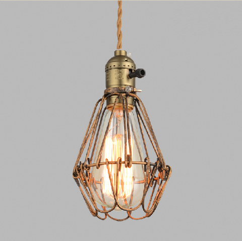 Sophia Wire Cage Light