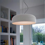 Elvie Pendant Light - White