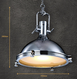 Everett Industrial Pendant Light