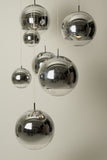 Replica Tom Dixon Chrome Pendant Light