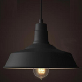 Esther Aluminium Pendant Light - Midnight Black