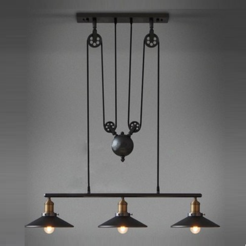 Barn Industrial Pendant Light