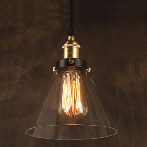 Vincent Nordic Glass Pendant Light