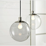 Eivissa Glass Pendant Light