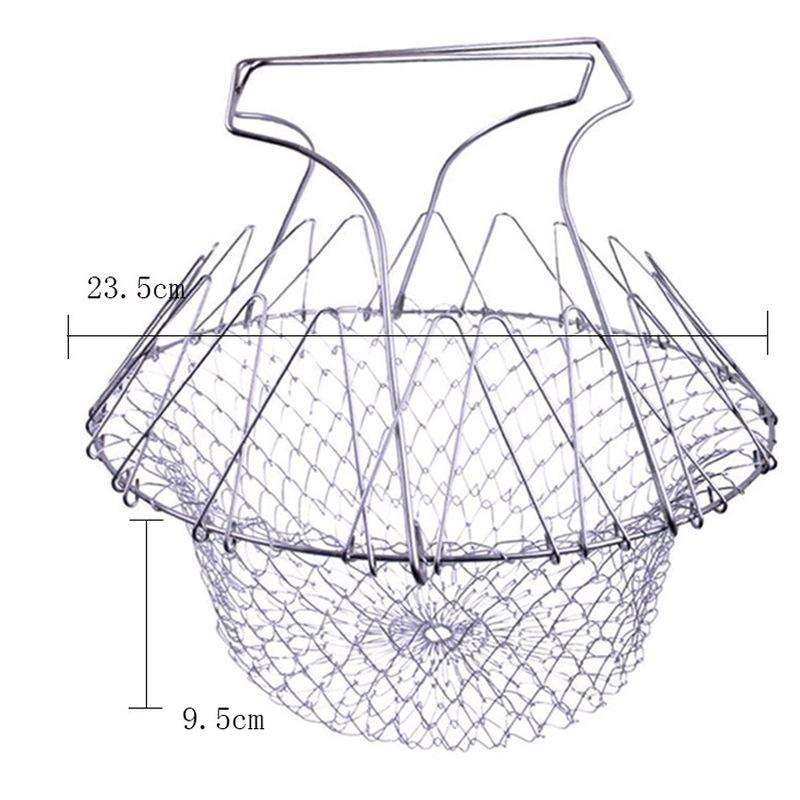 1PC Foldable Cooking Net - goshopship
