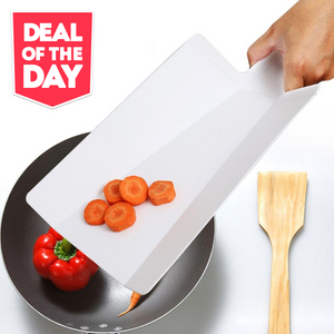 Foldable Multi-function Food Cutting Board