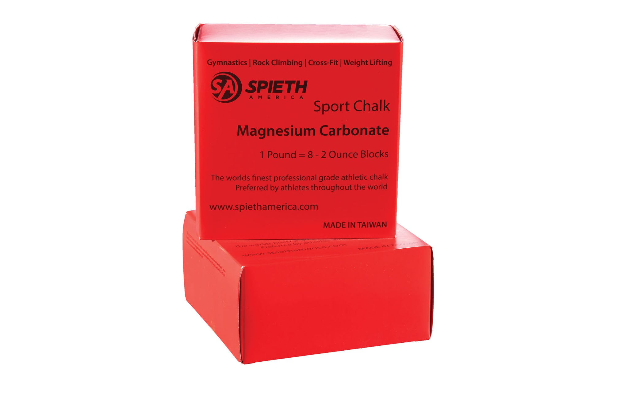 Spieth America Magnesium Carbonate Gym Chalk