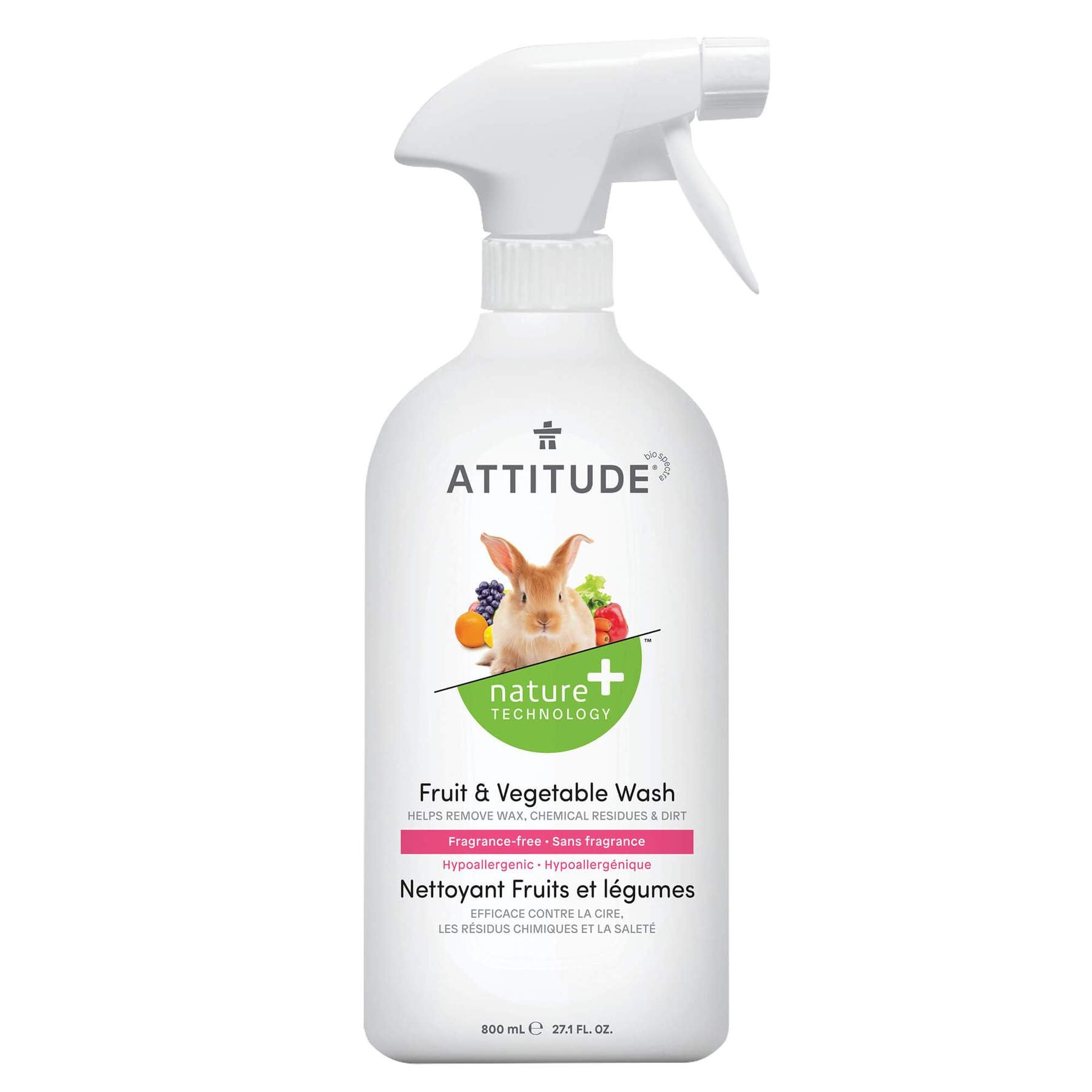 fruit and vegetable wash - unscented