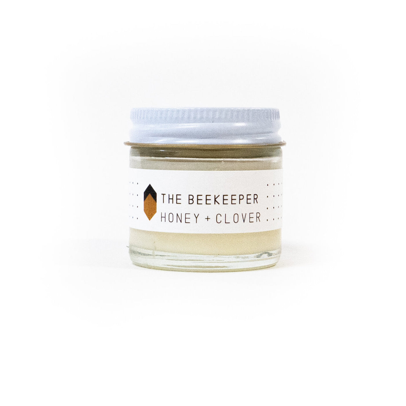 the beekeeper solid perfume balm - honey + clover | field kit