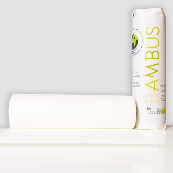 Bambus | Reusable Organic Bamboo Paper Towel - EcoFreax | Think Bigger.