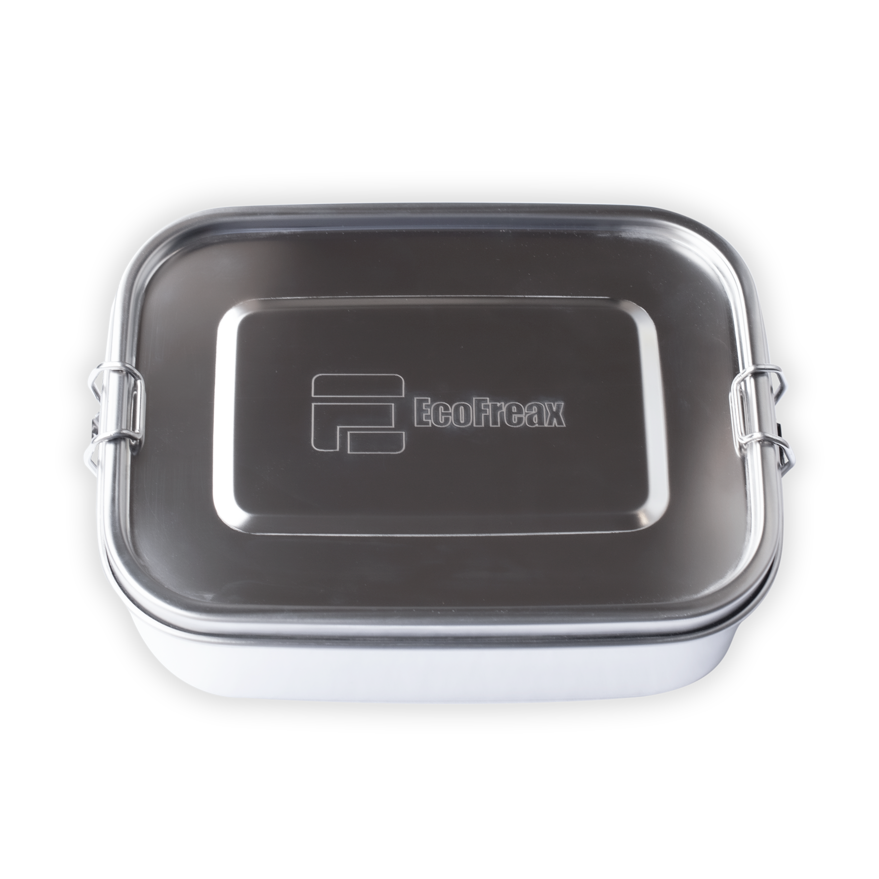 Stainless Steel Metal Lunch Box Food Container - EcoFreax | Think Bigger.