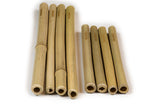 coupleDots Biodegradable Bamboo Drinking Straws - EcoFreax | Think Bigger.