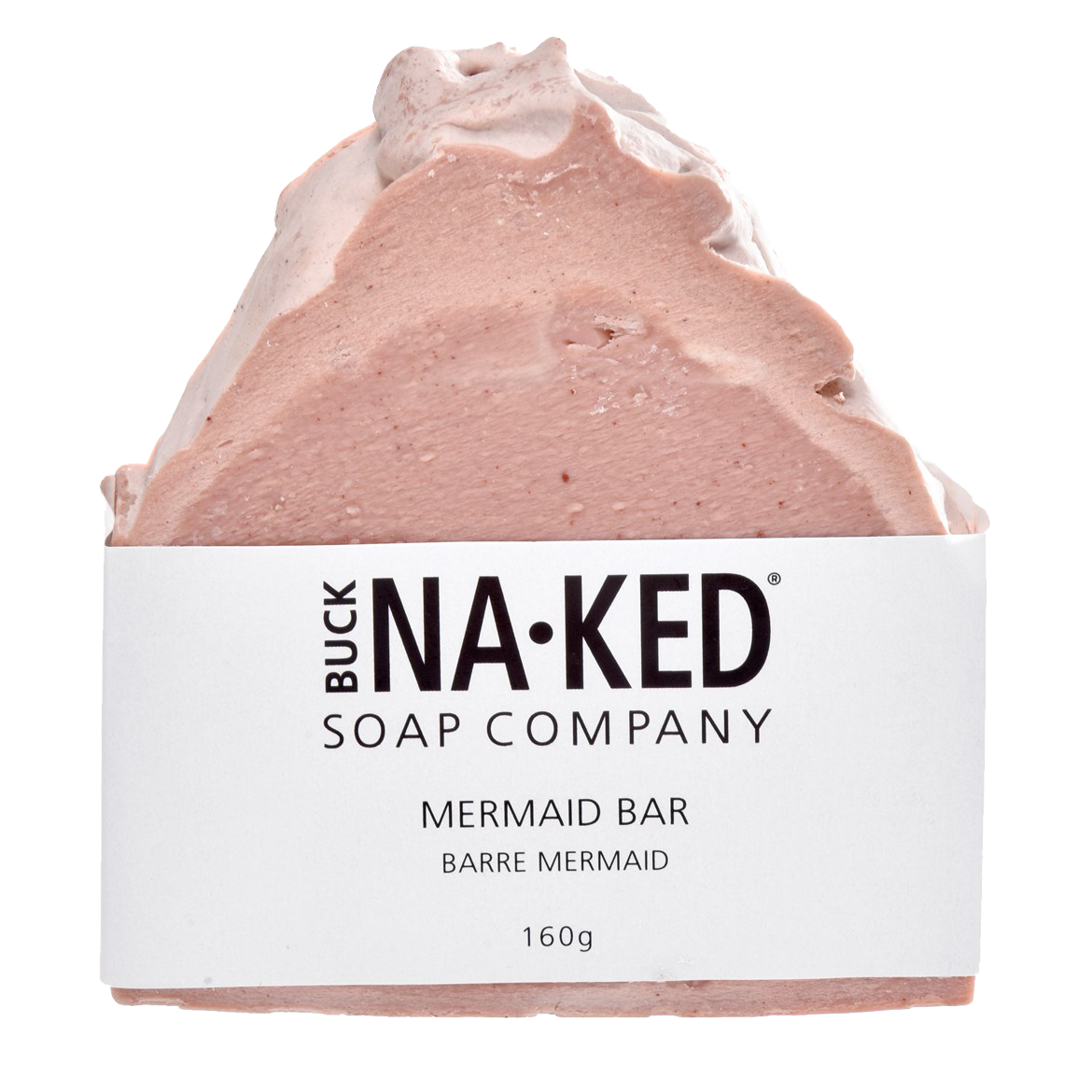 Buck Naked | mermaid vegan shampoo bar - EcoFreax | Think Bigger.