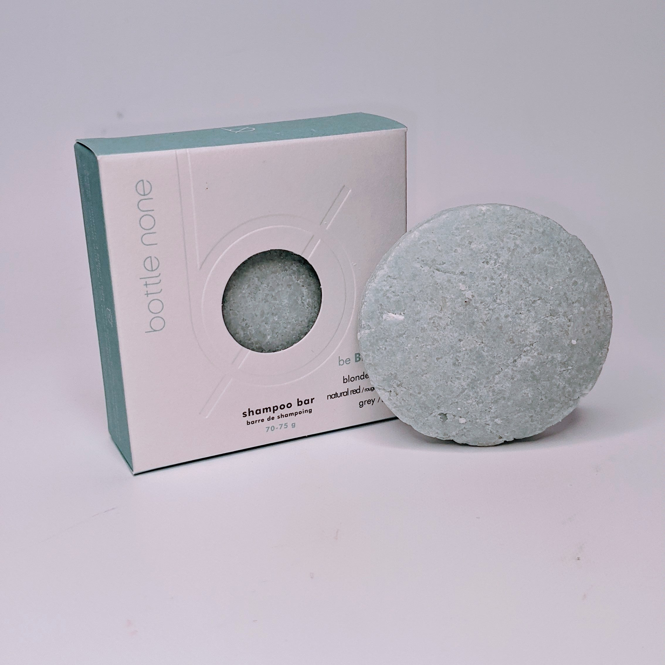be CLEAR - deep clean/oily scalp vegan shampoo bar