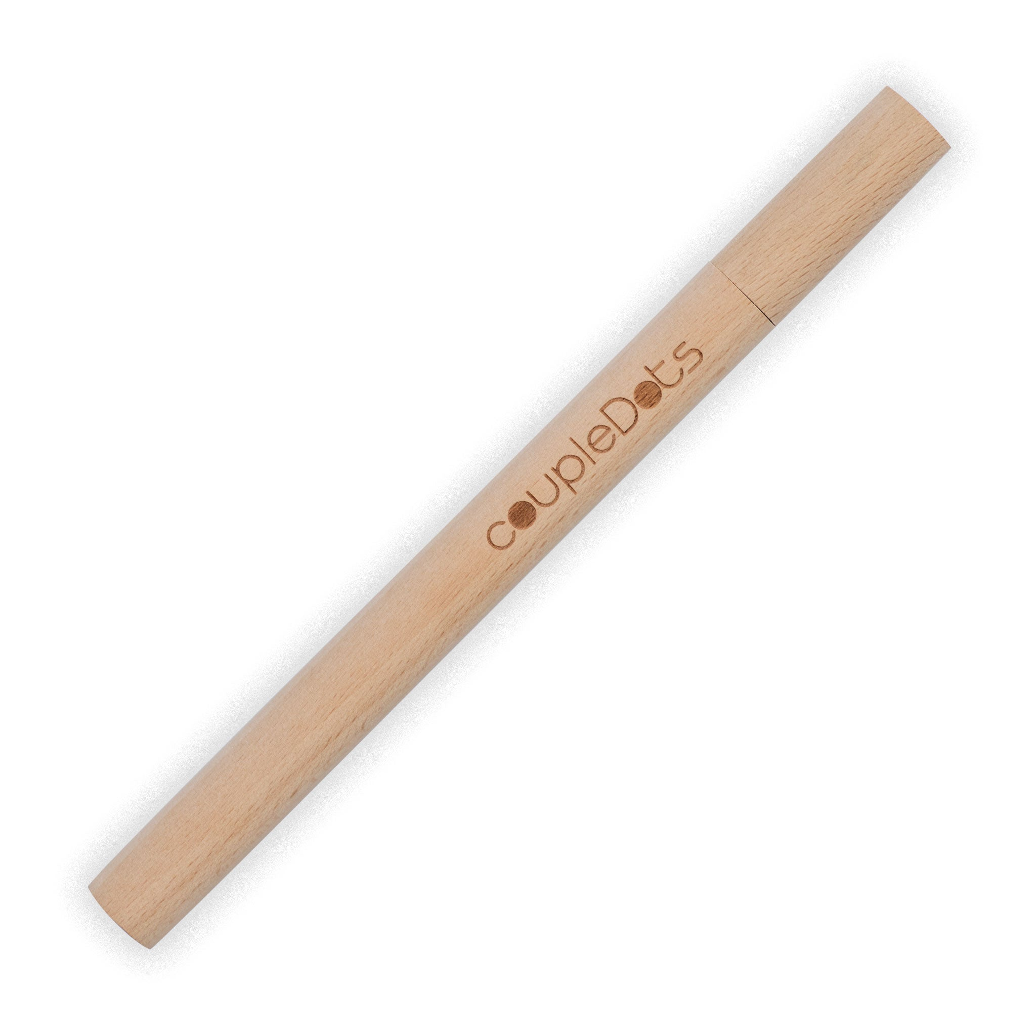 Wooden Case for Reusable Straw - EcoFreax | Think Bigger.