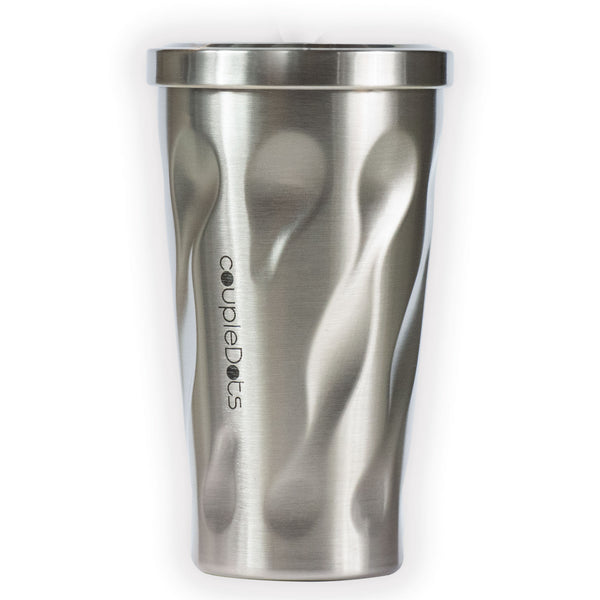 Twister | Travel Mug Tumbler For Hot and Cold Drinks with Straw - EcoFreax | Think Bigger.