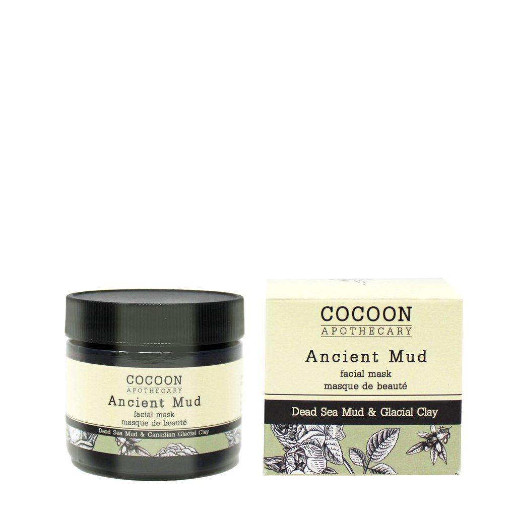 ancient mud vegan facial mask