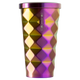 Disco Mug | Travel Mug Tumbler For Hot and Cold Drinks with Straw
