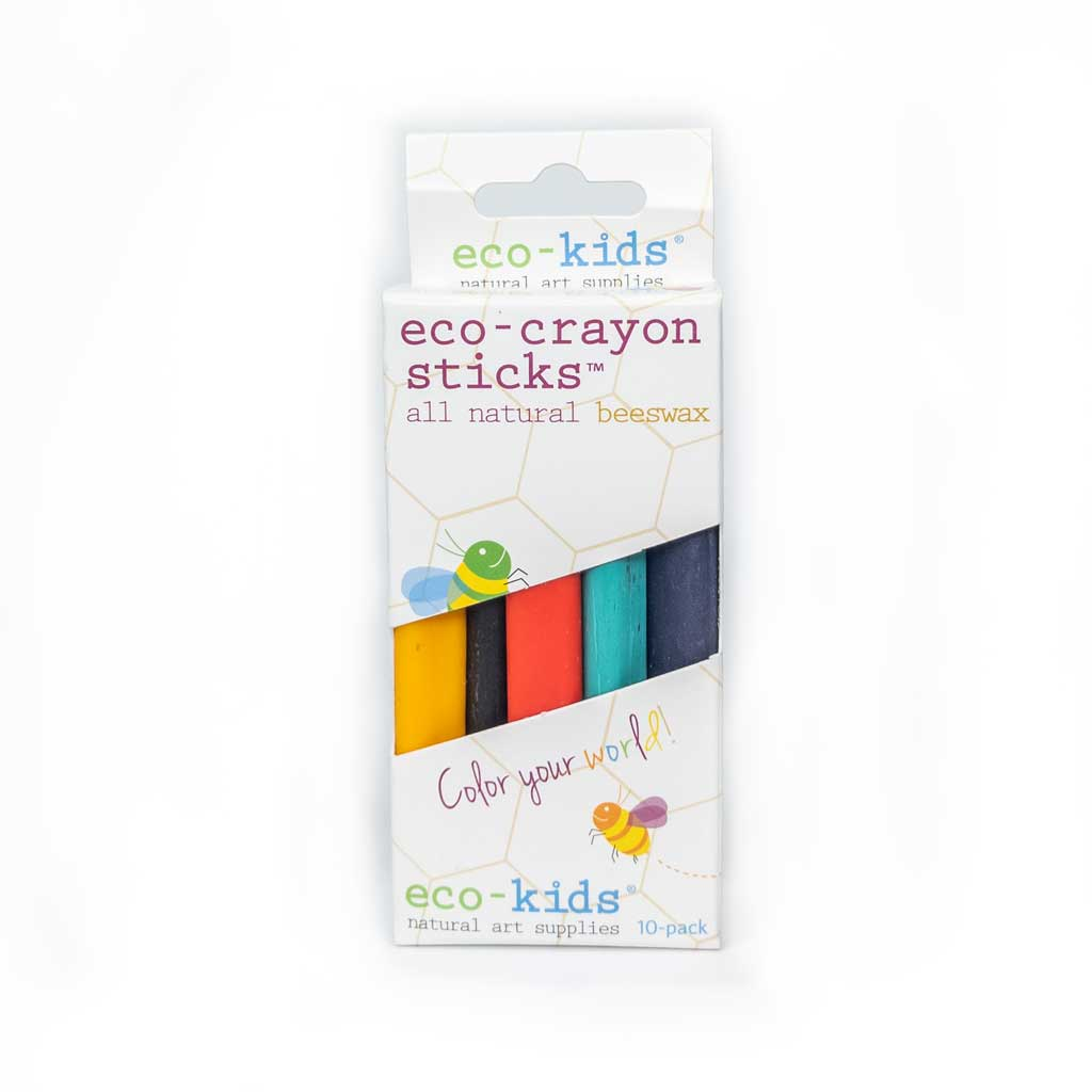eco crayon all natural beeswax crayon sticks