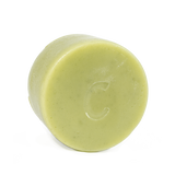 serenity vegan conditioner bar for fine hair and sensitive scalps