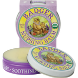organic nursing balm - breastfeeding cream for sensitive nipples