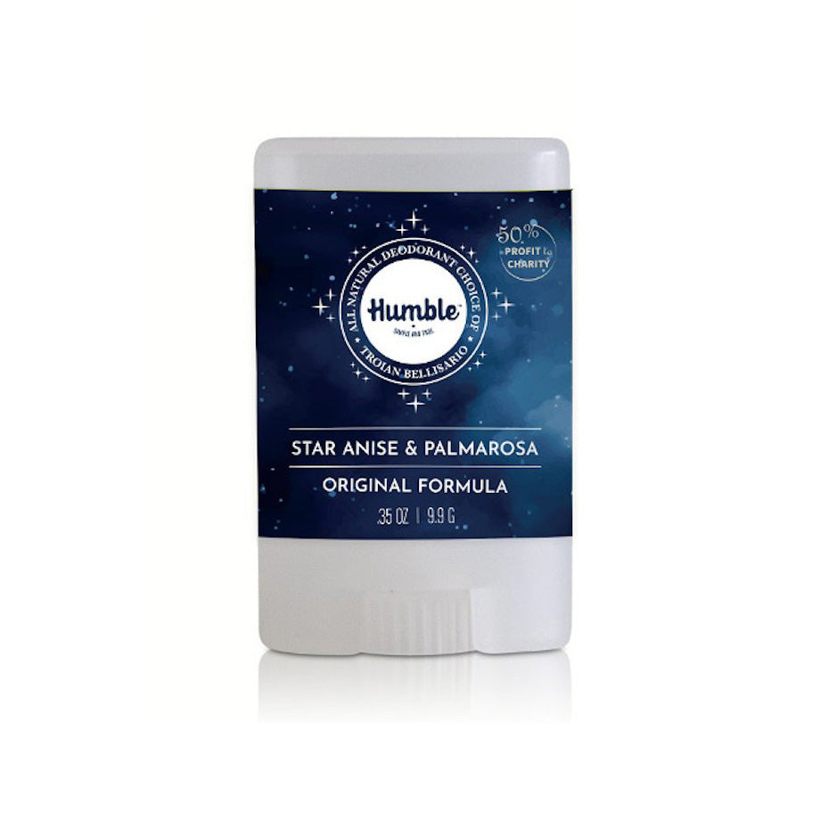 all natural deodorant - star anise & palmarosa