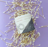 biodegradable cotton swabs - 400 count | the future is bamboo