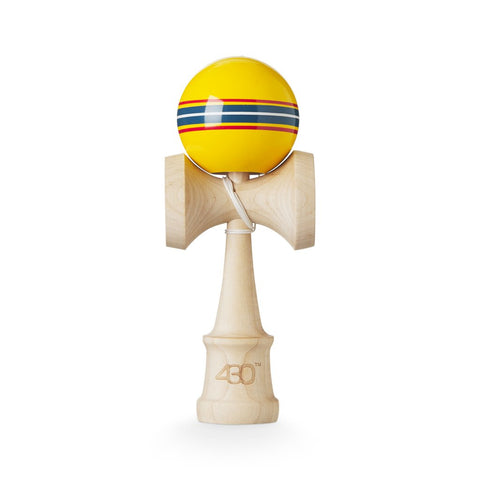 KROM X 430 SLAYDAWG 2 Yellow kendama