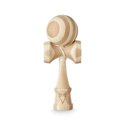 KROM Bamboo 100 Natural kendama