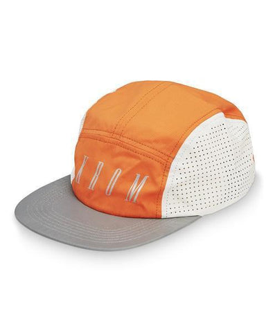 KROM 5-Panel hat - Reflex Orange