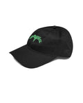 KROM Dad Cap hat - Slaydawg Green