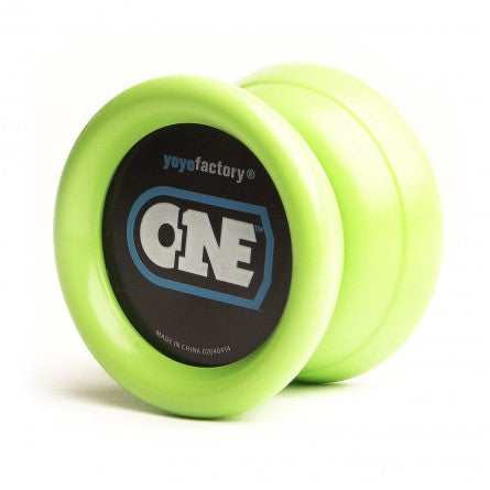 YOYOFACTORY ONE Mini Box Green yoyo