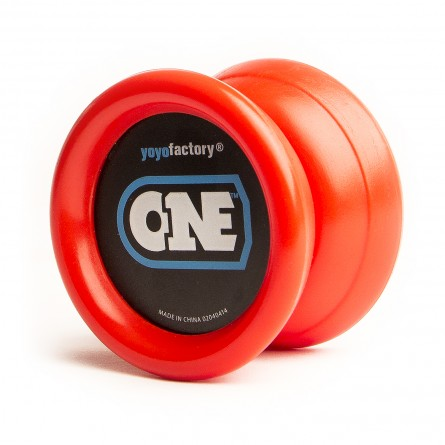 YOYOFACTORY ONE Mini Box Red yoyo