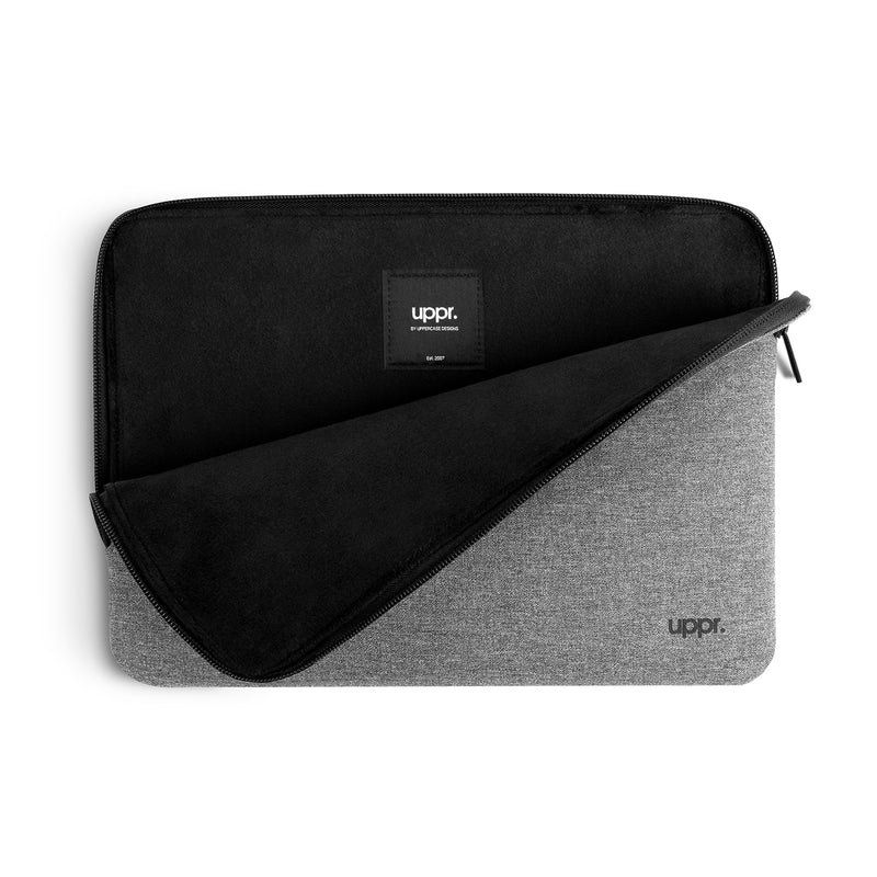 Slim Canvas Zipper Pouch for MacBooks